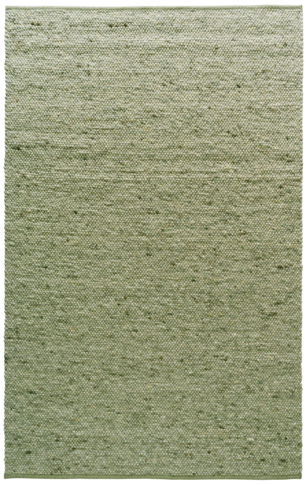 Wollteppich Alta Lindgrün
