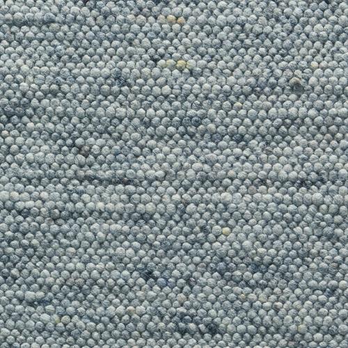 Wollteppich Alta Hellblau